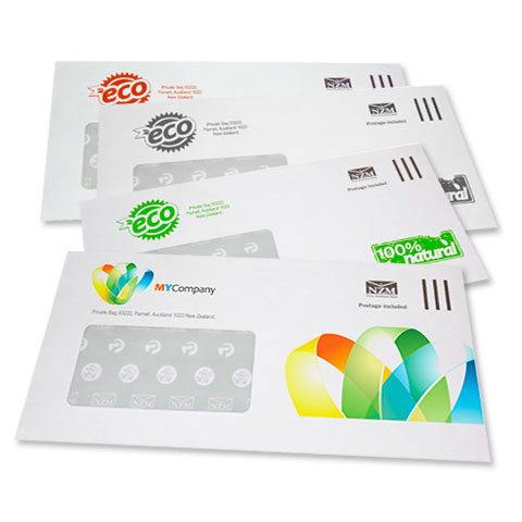 Personal Printed Envelopes